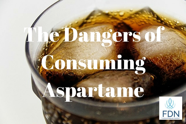 The Dangers of Consuming Aspartame