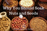 Why You Should Soak Nuts and Seeds FDN