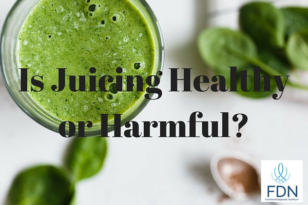 Is Juicing Healthy or Harmful?