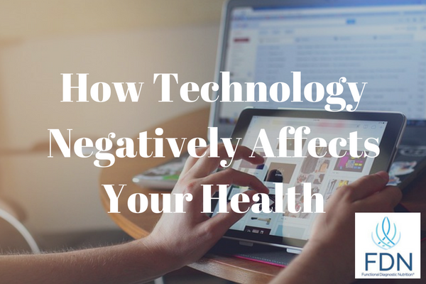How Technology Negatively Affects Your Health