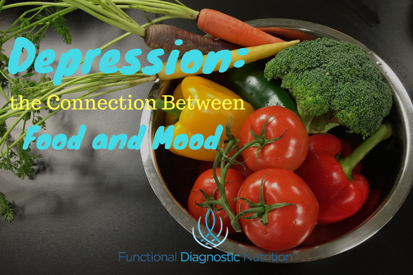Depression: the Connection Between Food and Mood