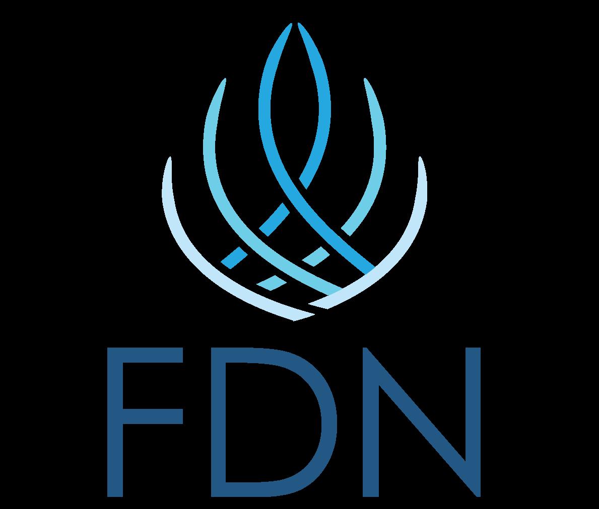 FDN Vertical Logo