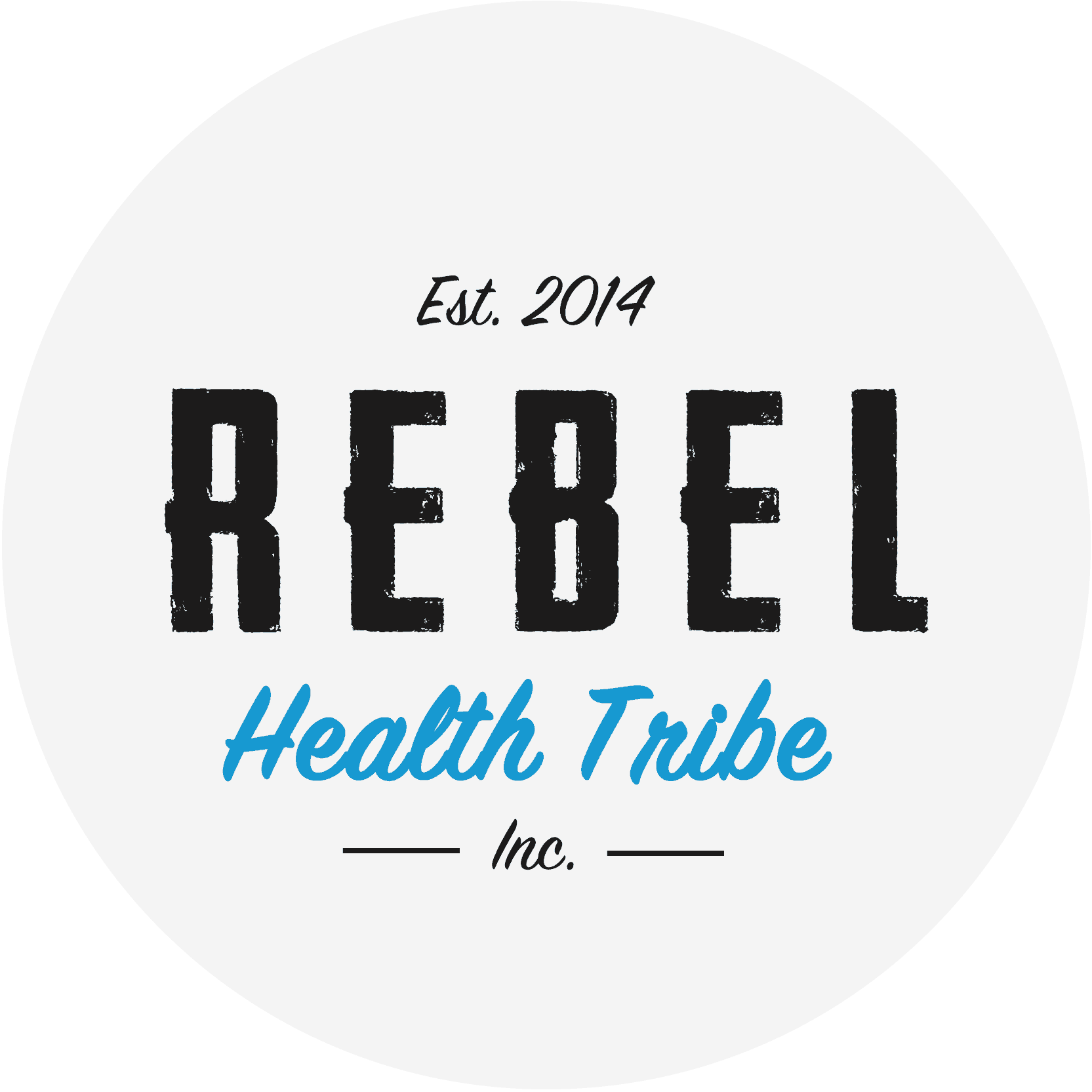 Rebel Health Tribe Circle
