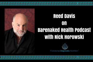 Reed Davis on Barenaked Health Podcast