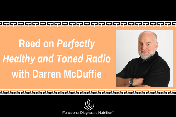 Reed on Perfectly Healthy and Toned Radio with Darren McDuffie 1